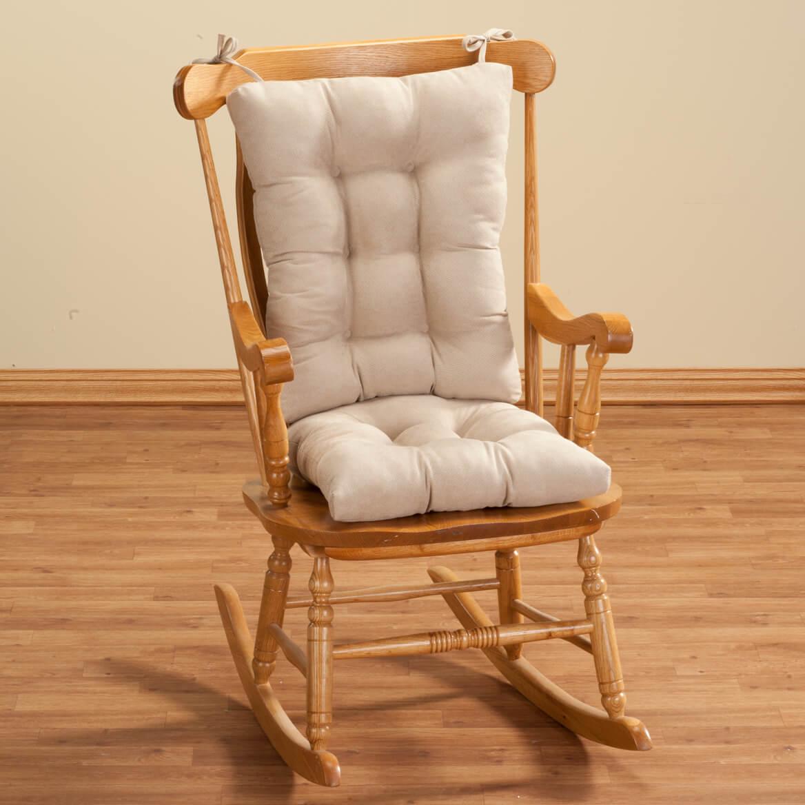 Twillo Rocking Chair Cushion Set & Twillo Rocking Chair Cushion Set - Rocking Chair Cushion - Miles Kimball