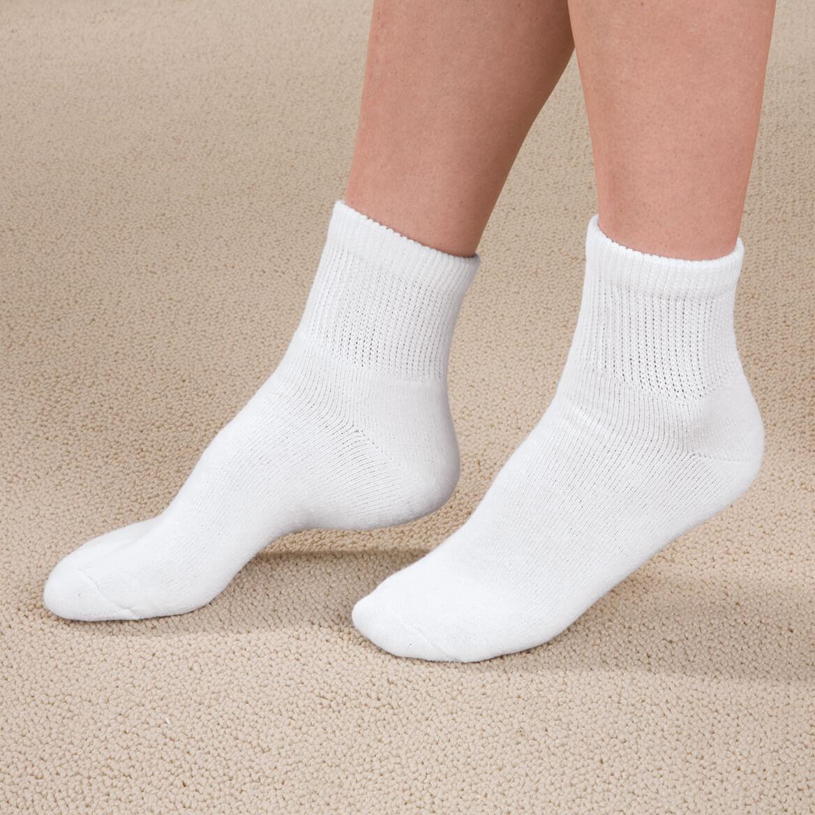 Diabetic Ankle Socks - 3 Pack-339943