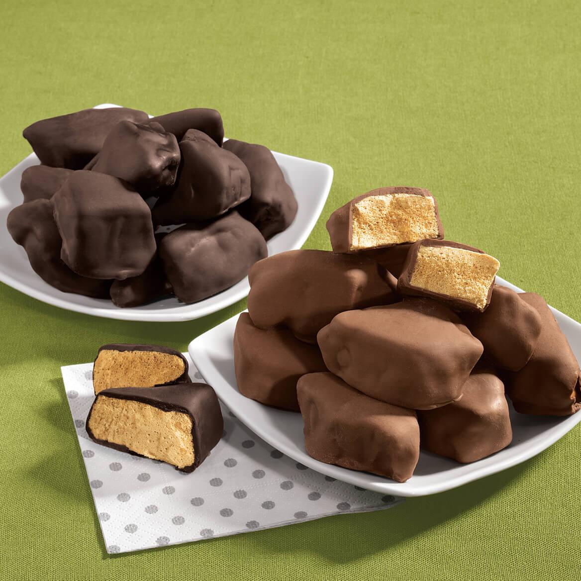 Milk Chocolate Sponge Candy 13 oz-340343