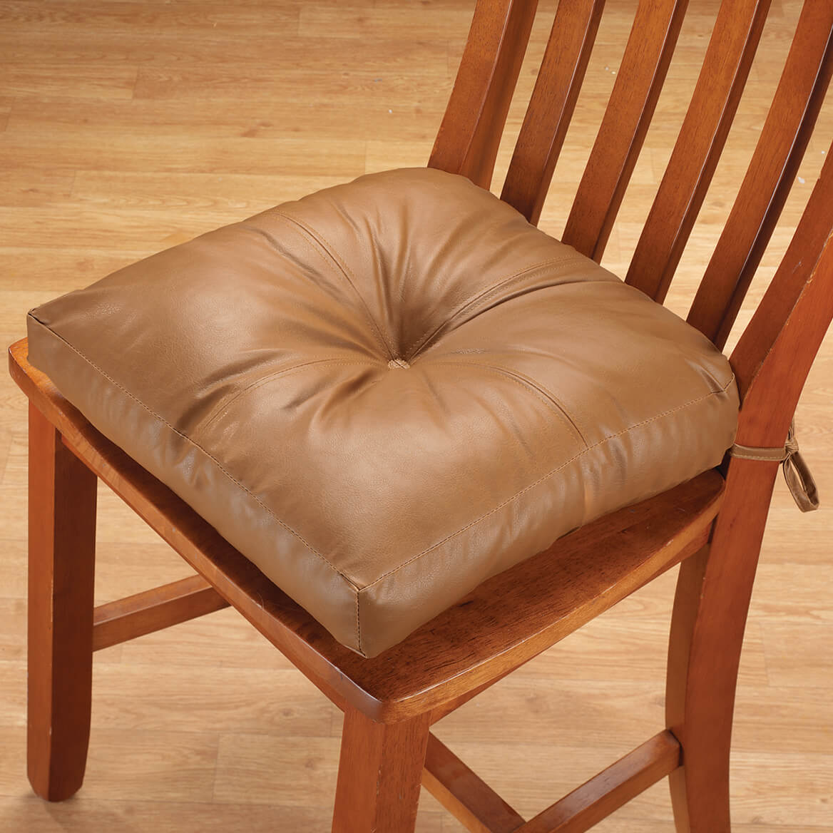 Gentil Faux Leather Chair Pad