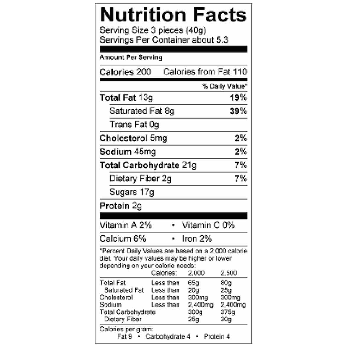 Coconut Delights 7.5 oz-343804