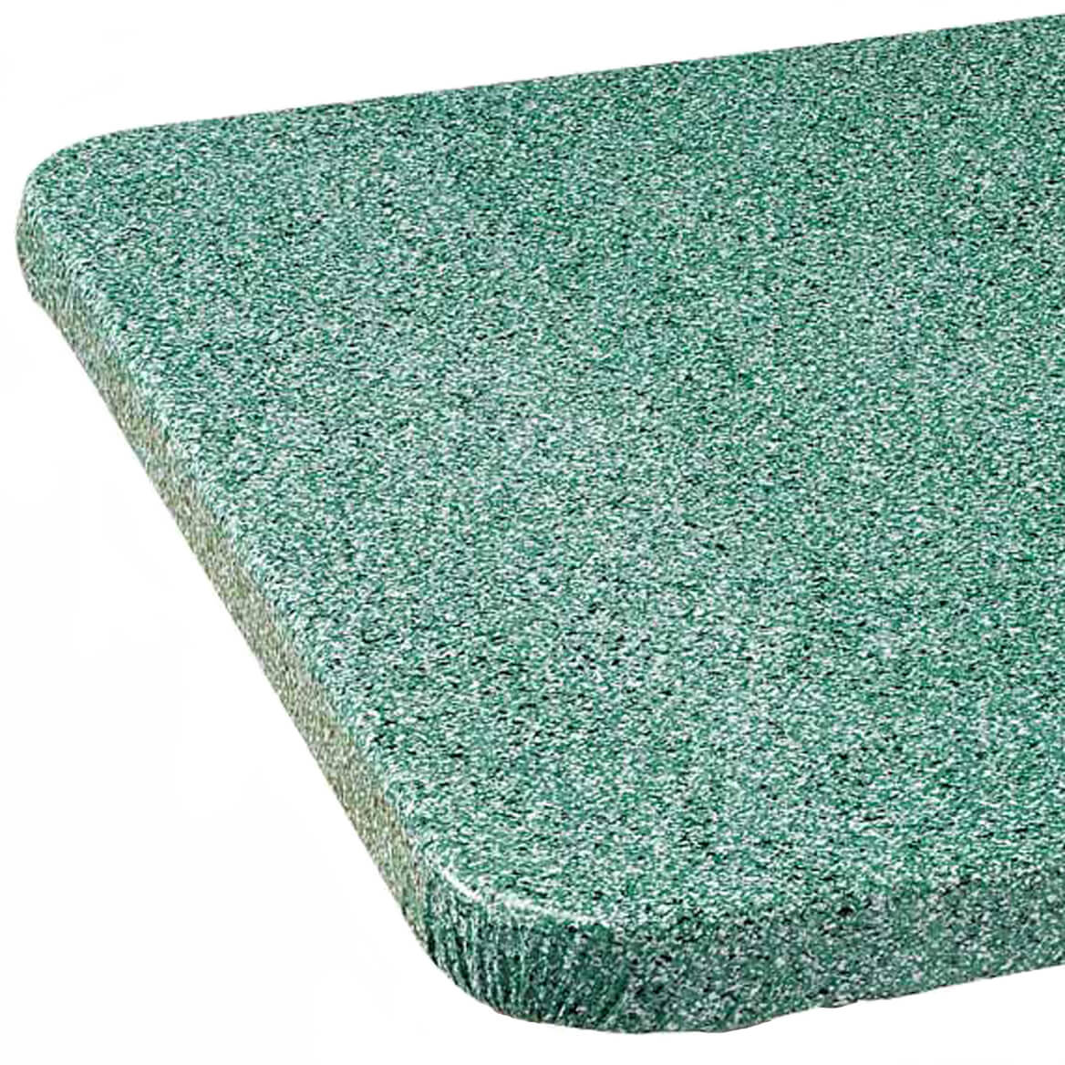 Granite Elasticized Banquet Table Cover - Kitchen - Miles Kimball