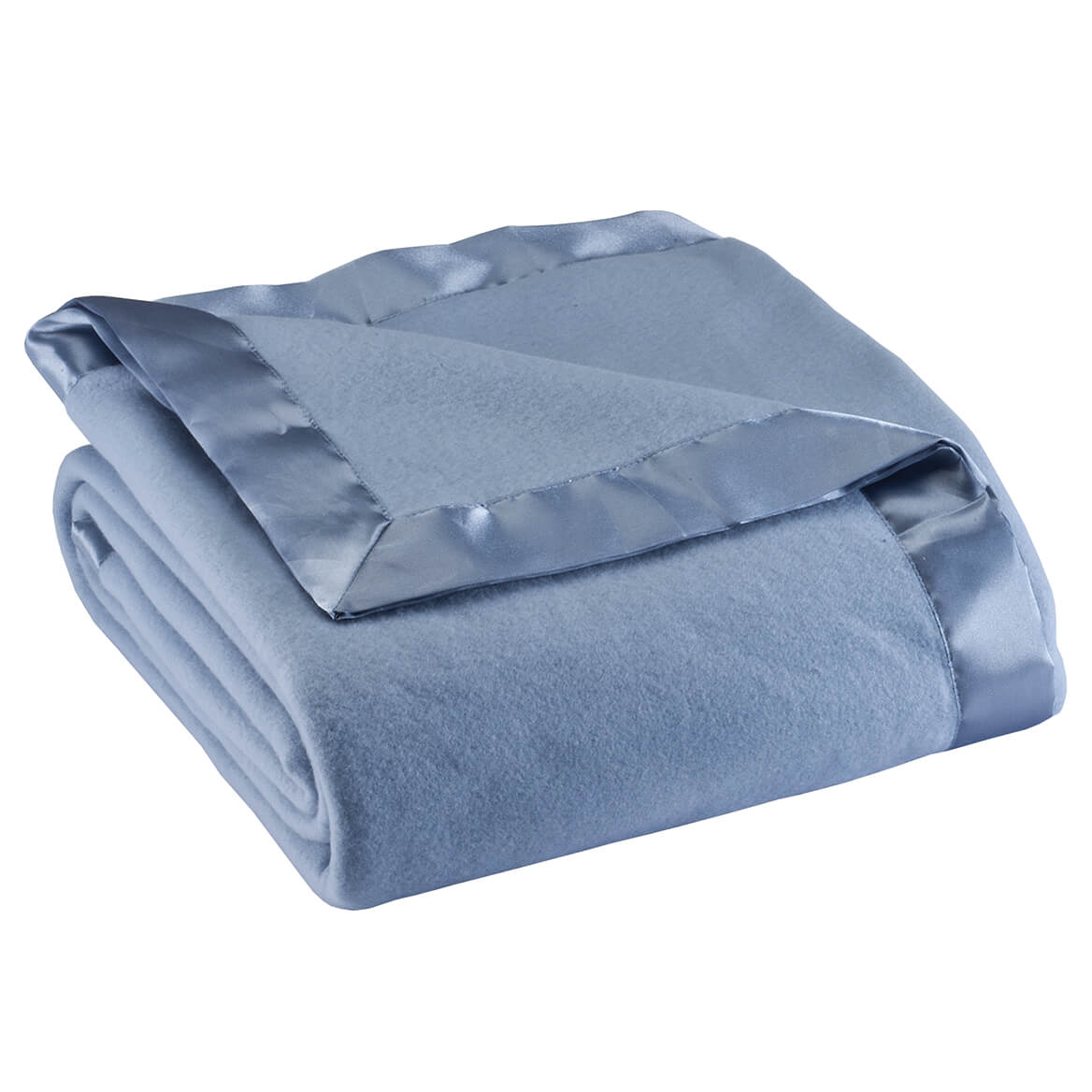 Satin Fleece Blanket by OakRidge™-345224