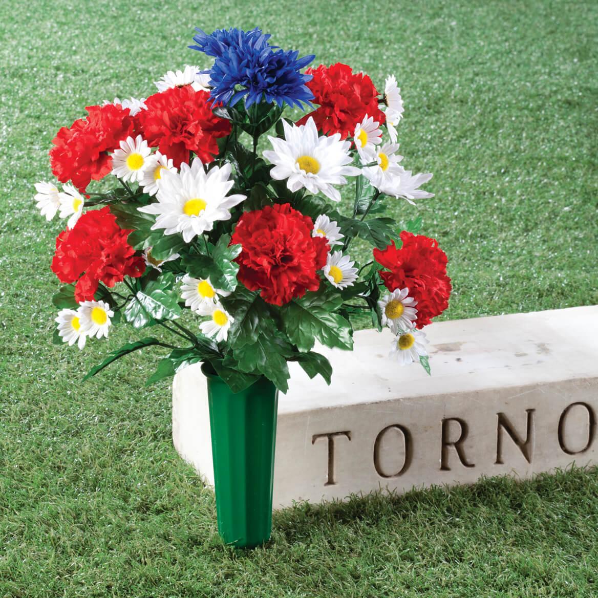 Patriotic Bouquet Memorial by OakRidge™-345237