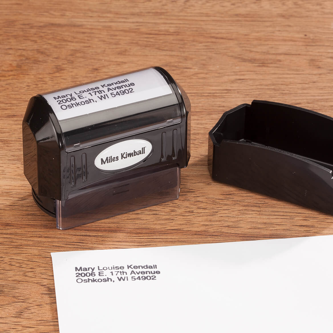 Personalized Self Inking Stamper-345427