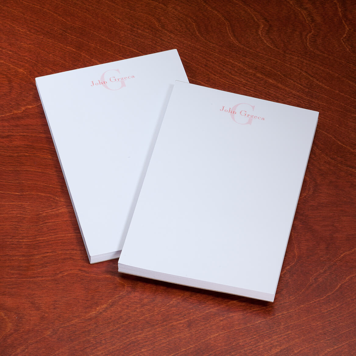 Personalized Block Notepads, Set of 2-346746