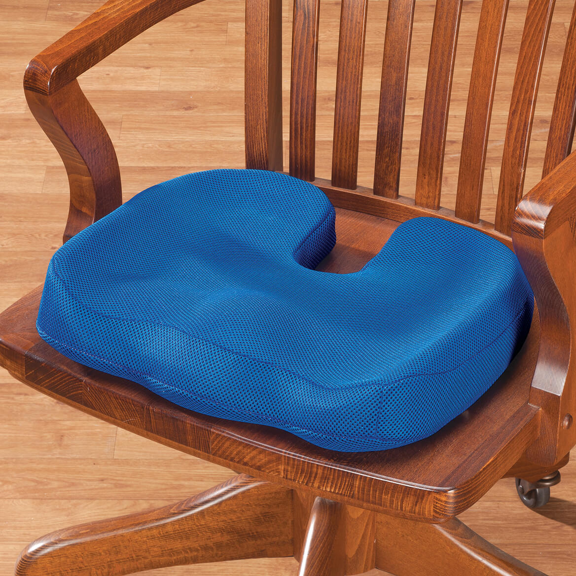 Memory Foam Coccyx Cushion-347499