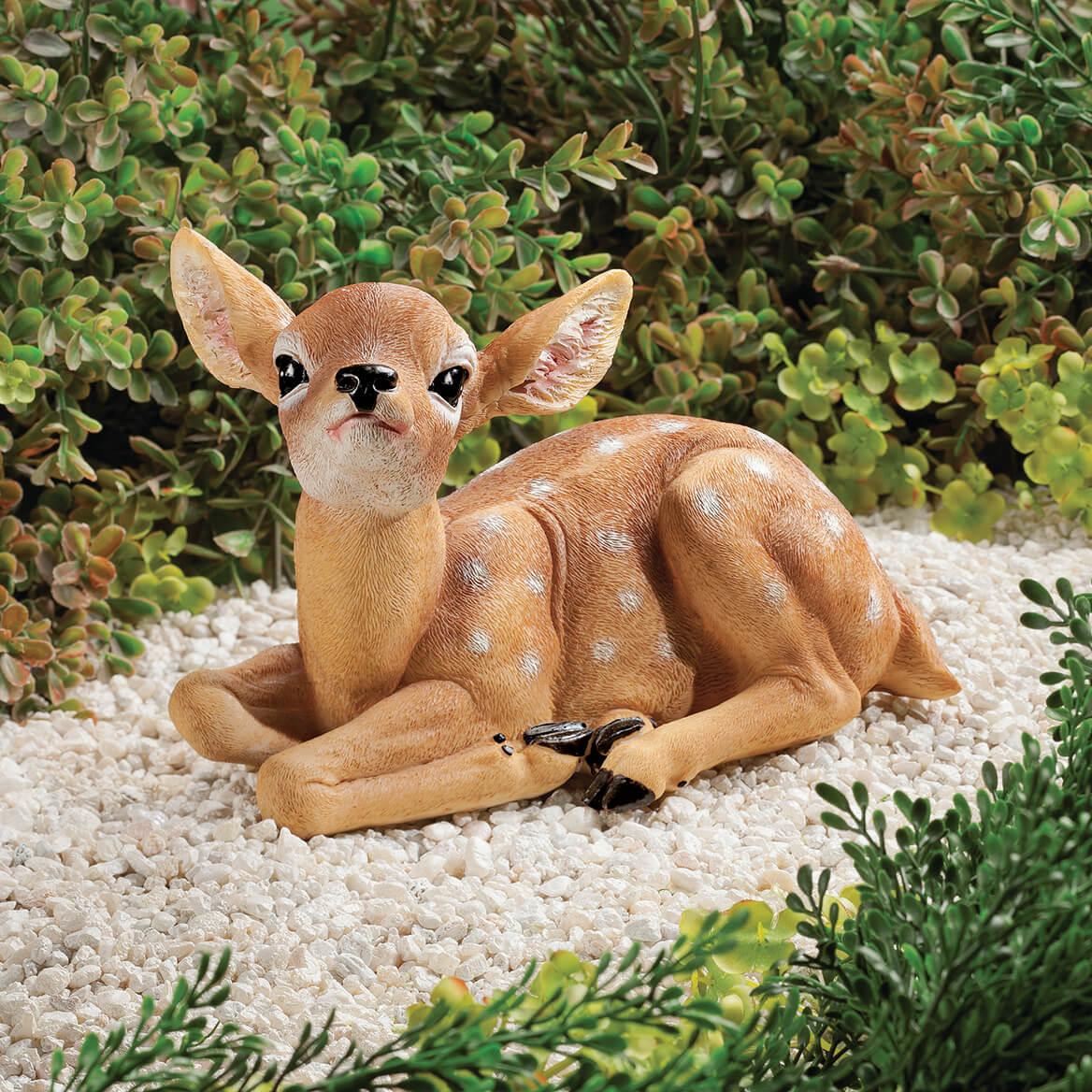 Fawn Garden Figurine-347517