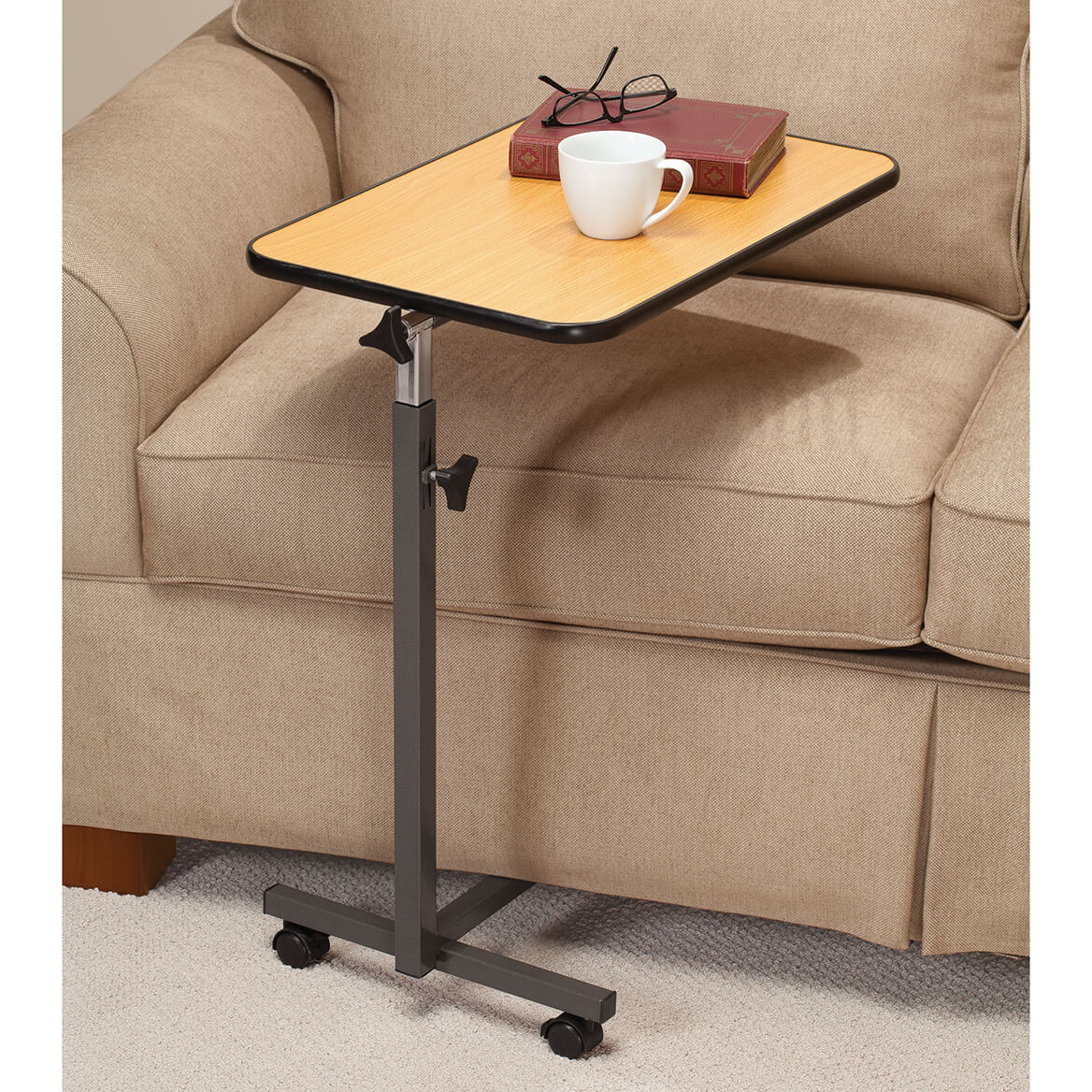 Rolling Tray Table                     XL-347640
