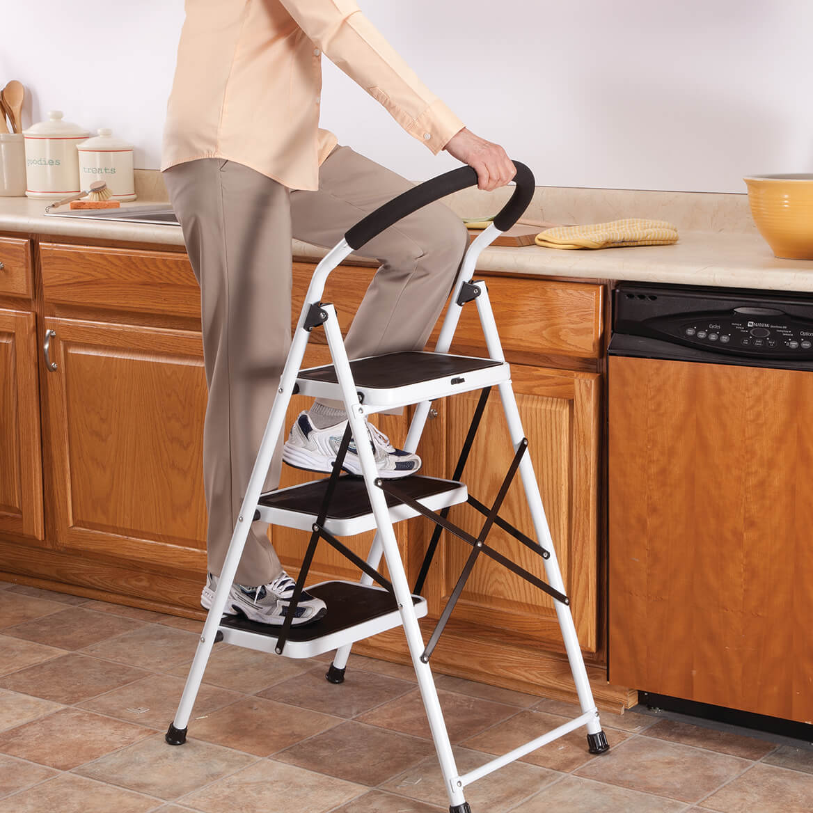 Select Quany Saved To Wishlist Save Add Cart Description Steel Step Ladder Stool Combo