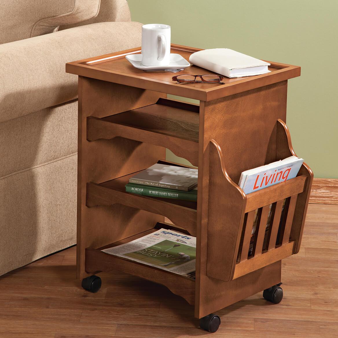 Deluxe Rolling Multipurpose Table by OakRidge™    XL-347787