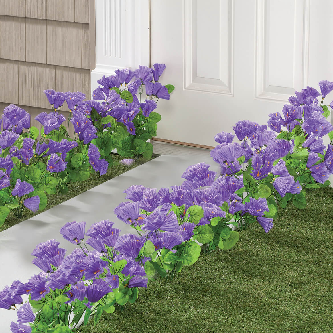 All-Weather Purple Petunia Bush by OakRidge™-348132