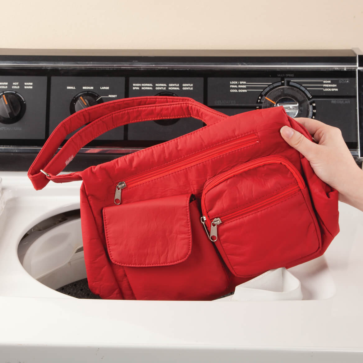 Machine Washable Handbag-348265
