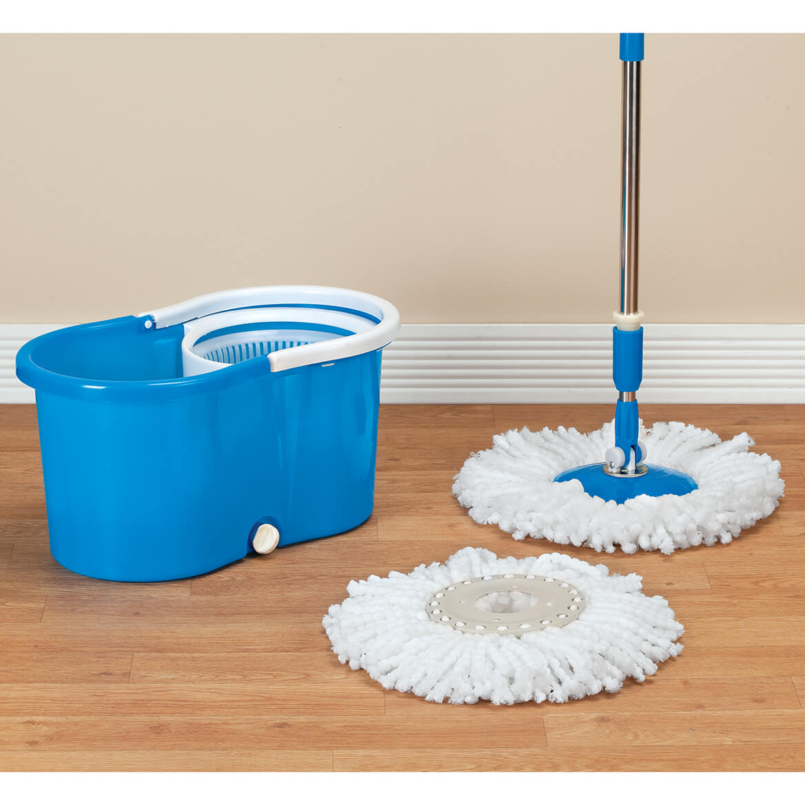 Clean Spin 360° Mop & Bucket Set-349016