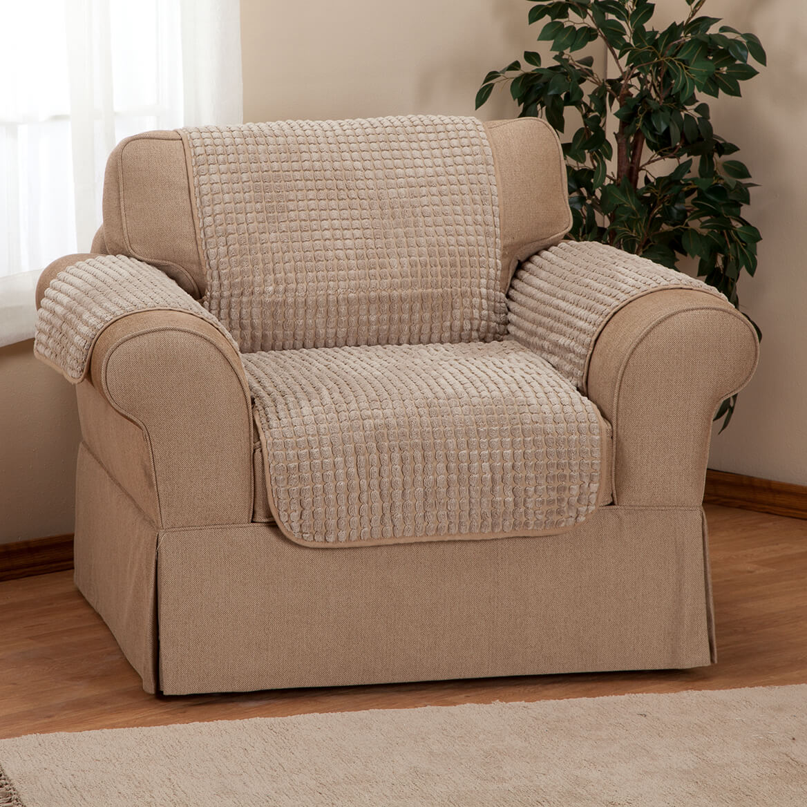Puff Chair Furniture Protector-349609