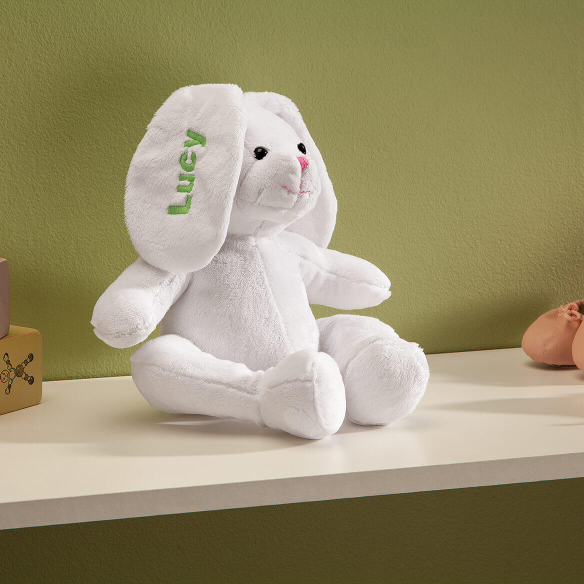 Personalized Plush Easter Bunny-350248