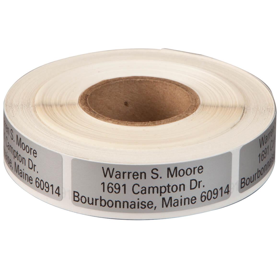 Large Print Self-Stick Address Labels, Roll of 500-350736