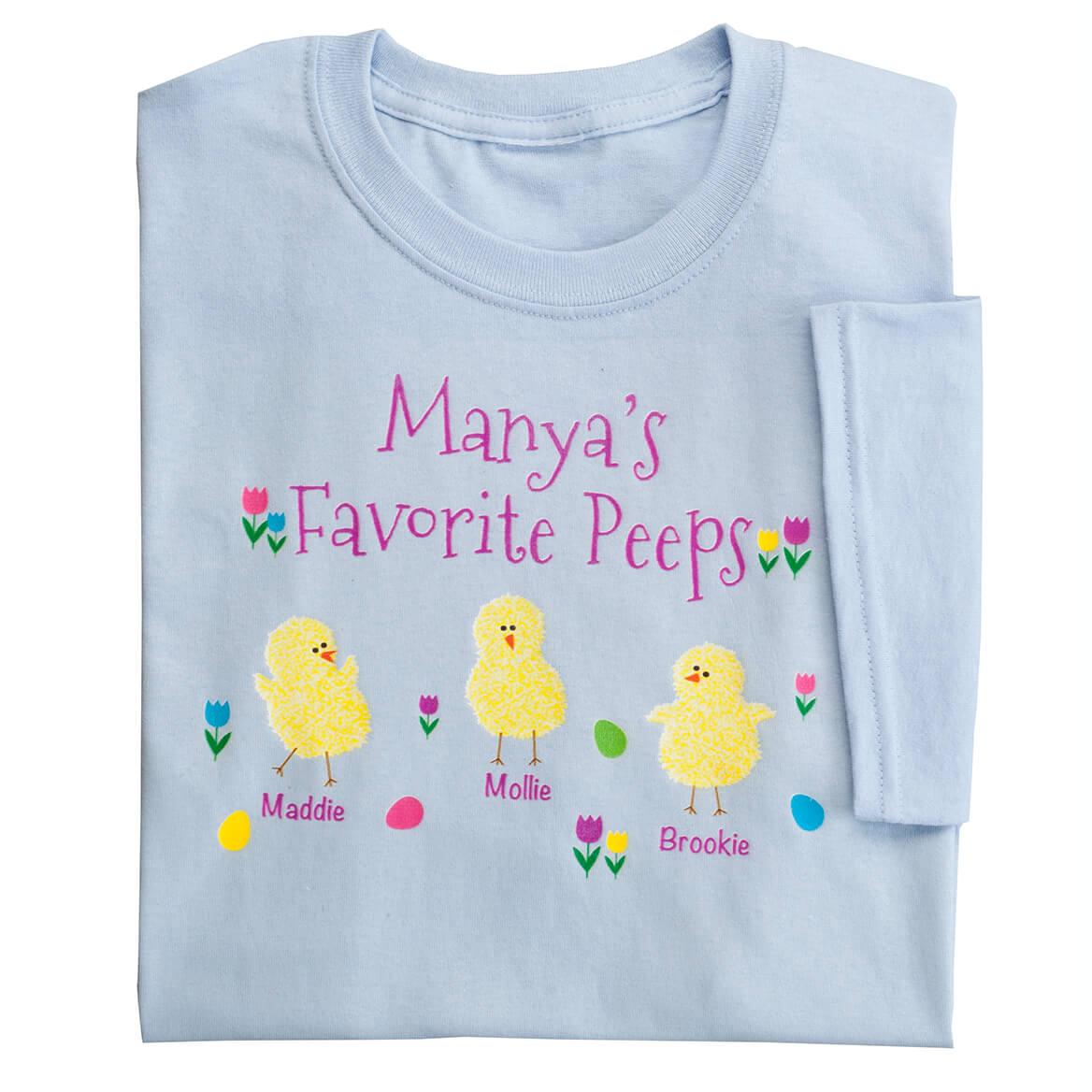 Personalized Favorite Peeps T-Shirt-350846