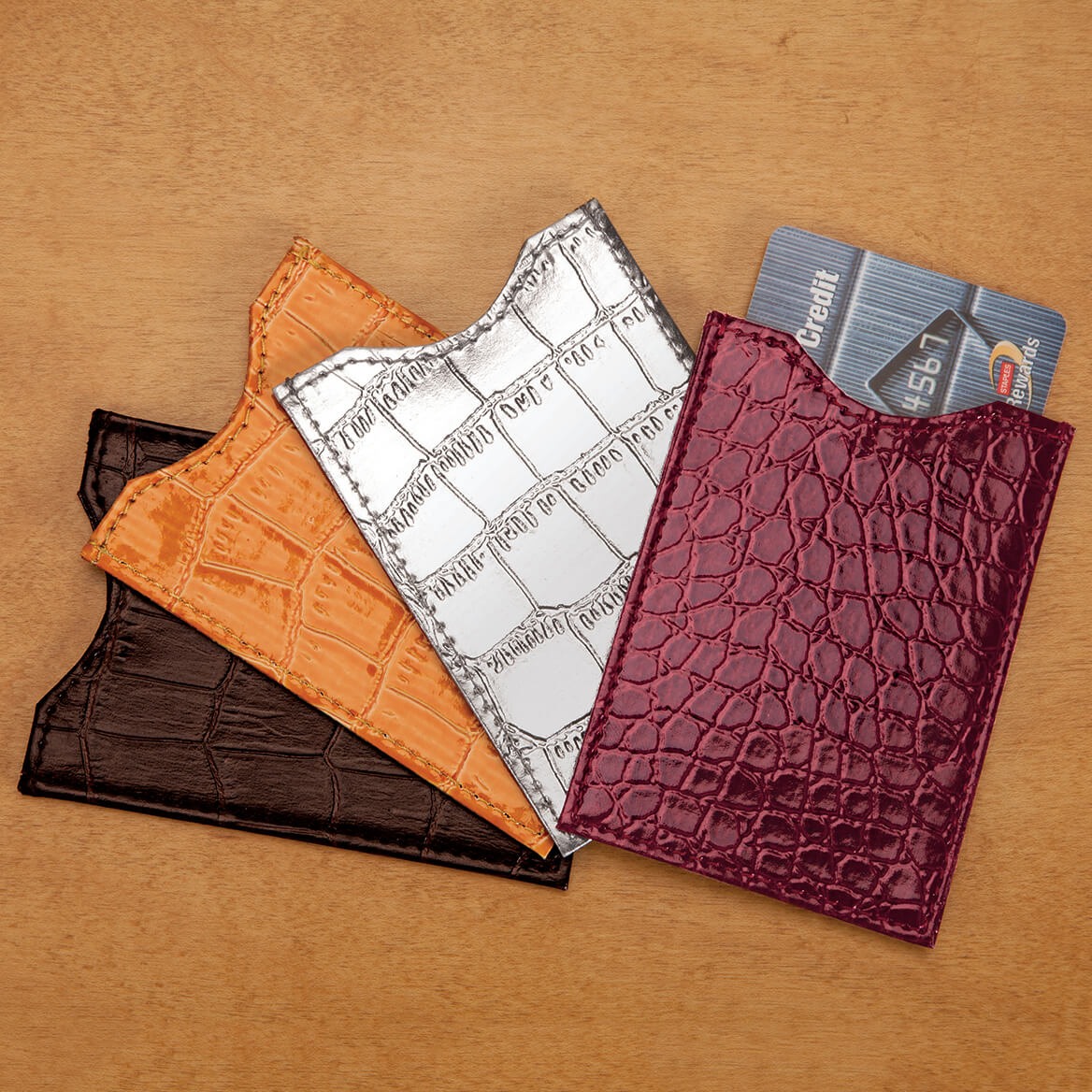 Plastic Wallet Inserts - Photo Wallet Inserts - Miles Kimball