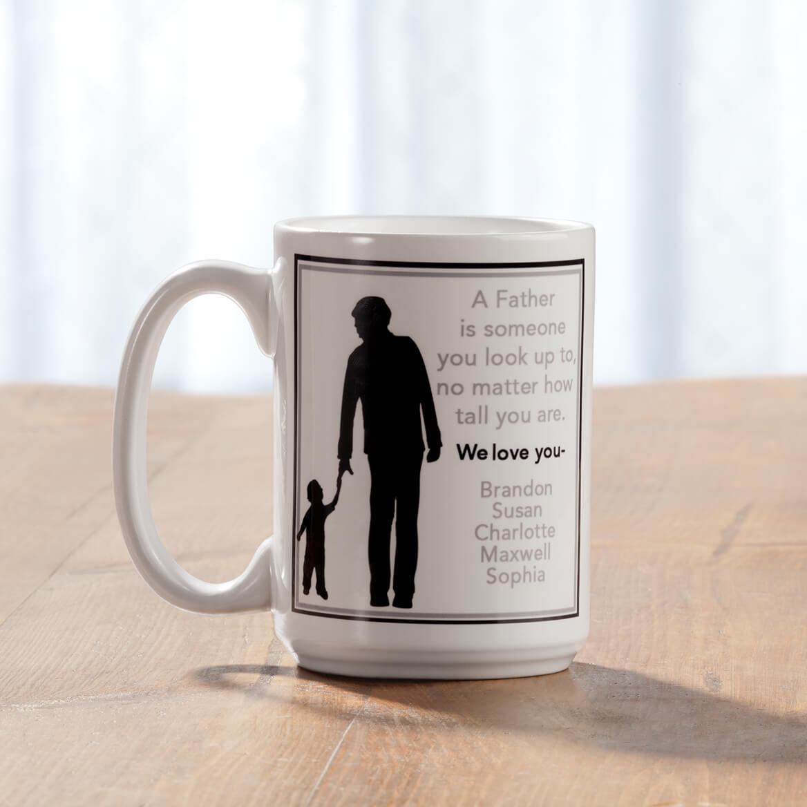 Personalized Father Mug-351079