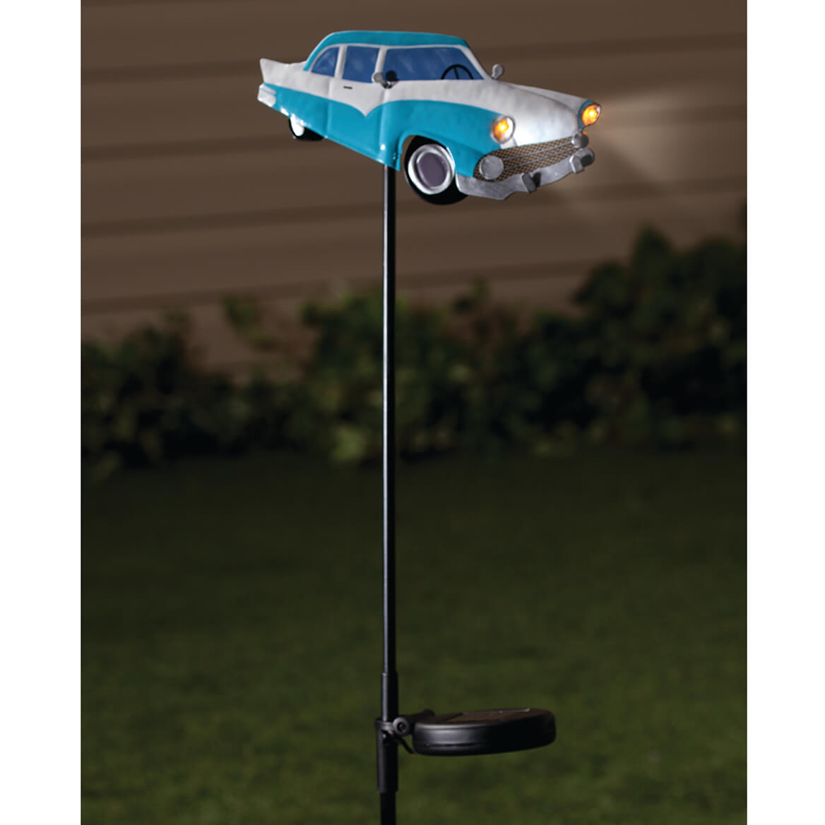Classic Car Solar Stake by Fox River Creations™-351263