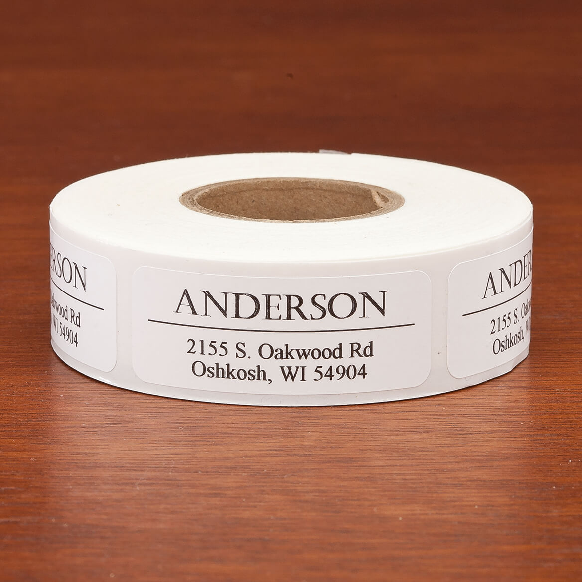 Bold and Centered Address Labels, 500-351392
