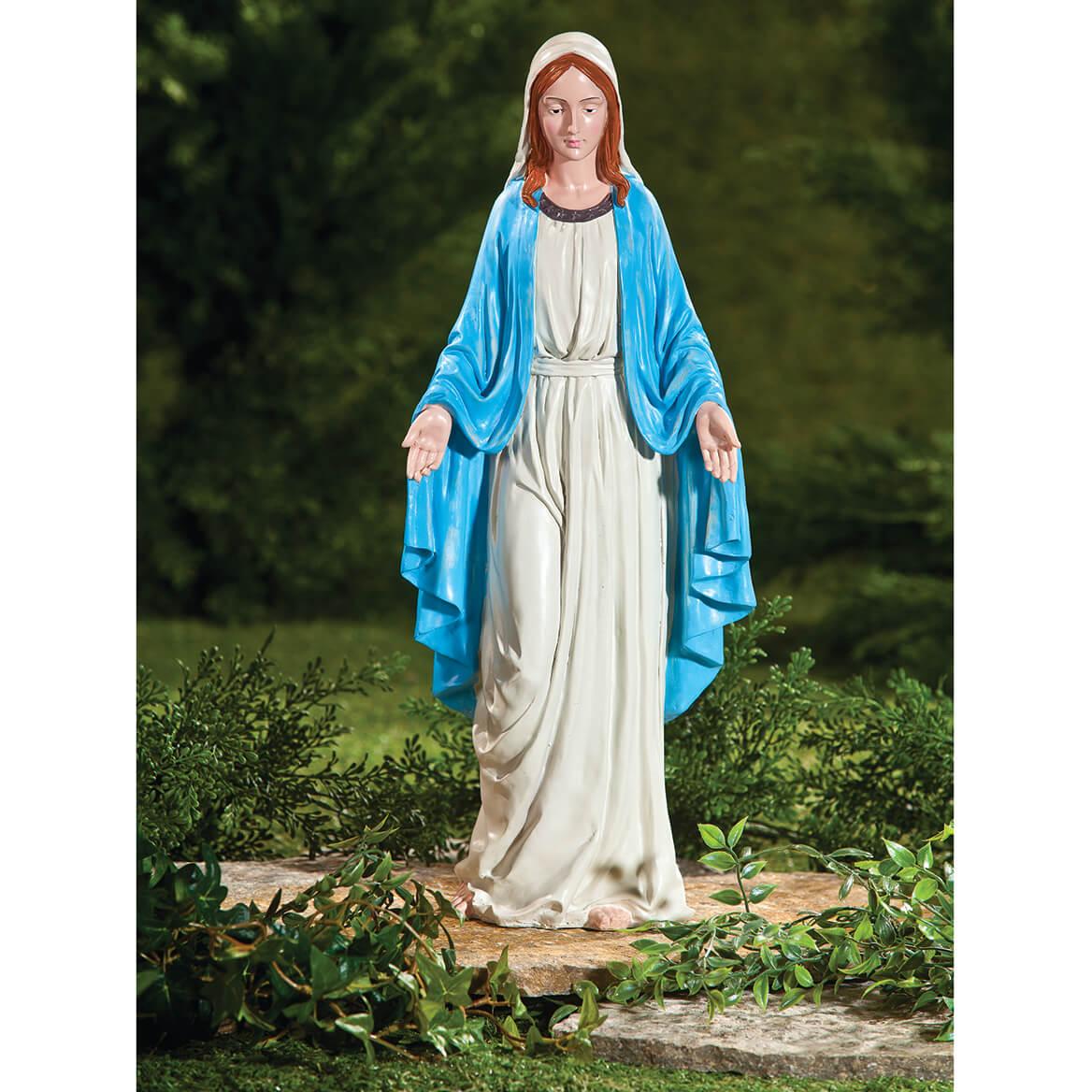Virgin Mary Statue-351461