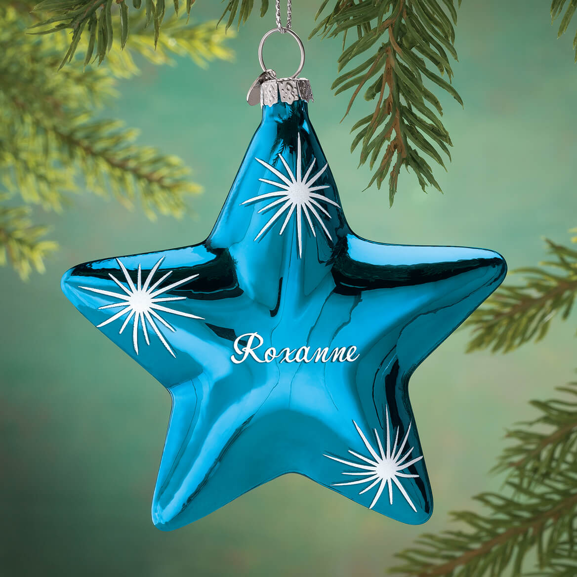 827a91b72fb64 Personalized Birthstone Star Ornament-352826 Personalized Birthstone Star  Ornament-352826