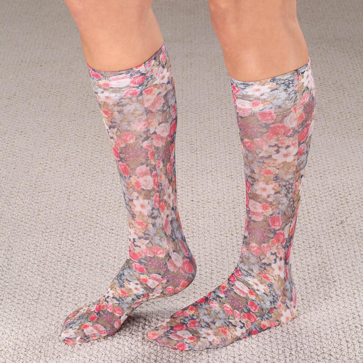 dd5813d87c Celeste Stein Compression Socks, 15-20 mmHg - Miles Kimball