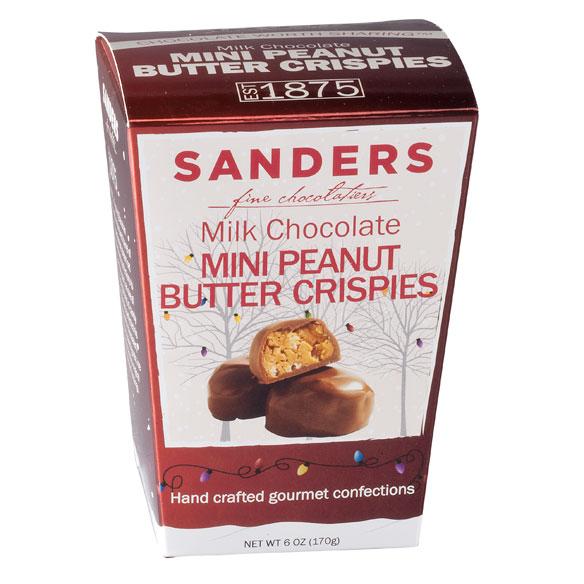 Milk Chocolate Mini Peanut Butter Crispies-353545