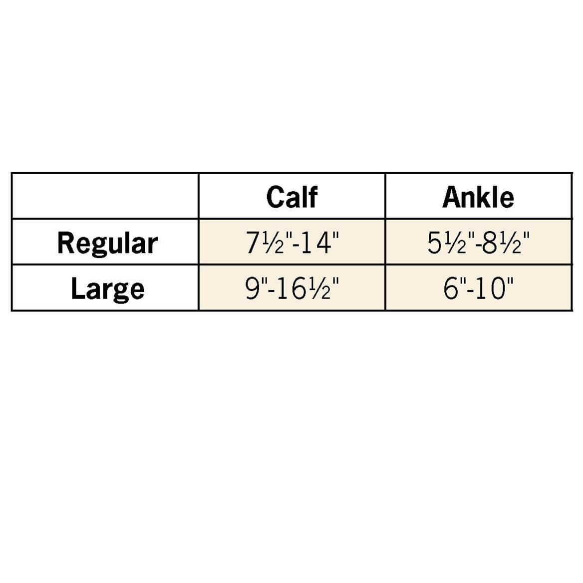 Magnetic Zipper Compression Socks-353654