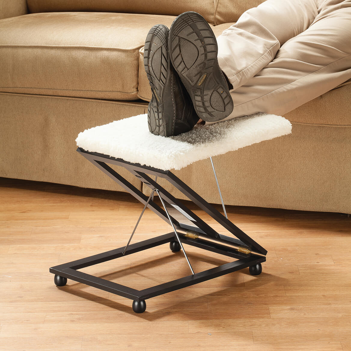 Sherpa Wooden Footrest by OakRidge™-354011