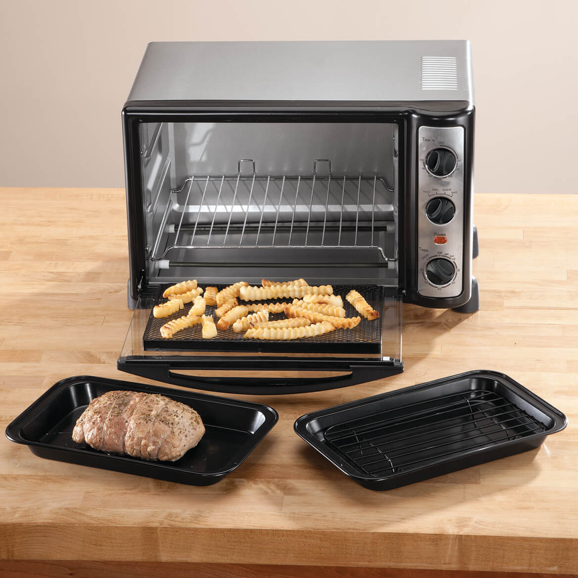 Toaster Oven Pans By Home Style Kitchen Miles Kimball