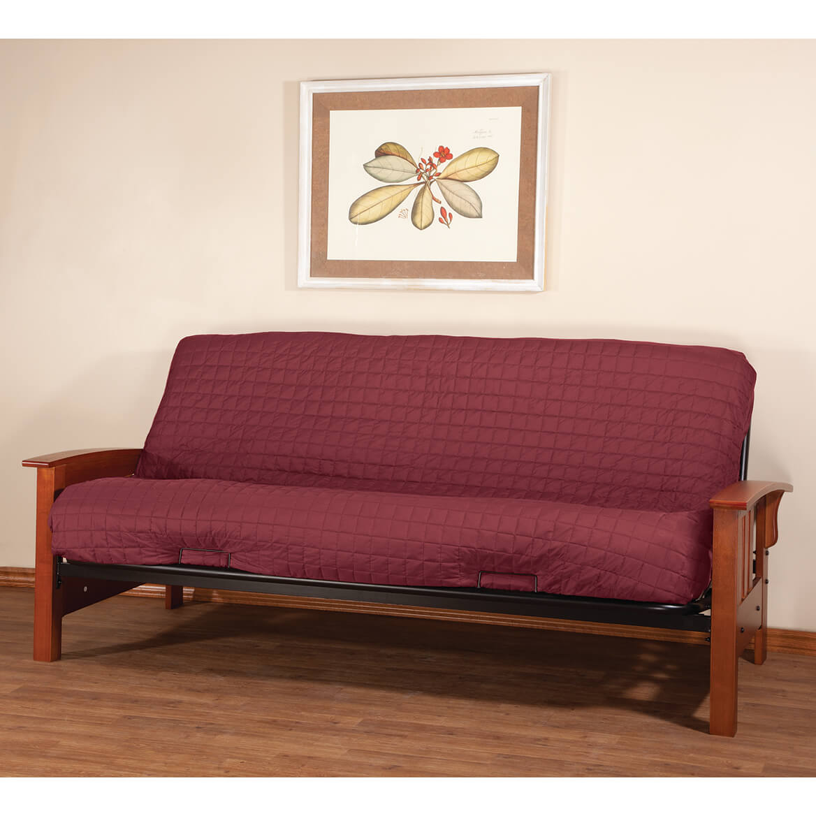 Microfiber Futon Cover By Oakridge 354451