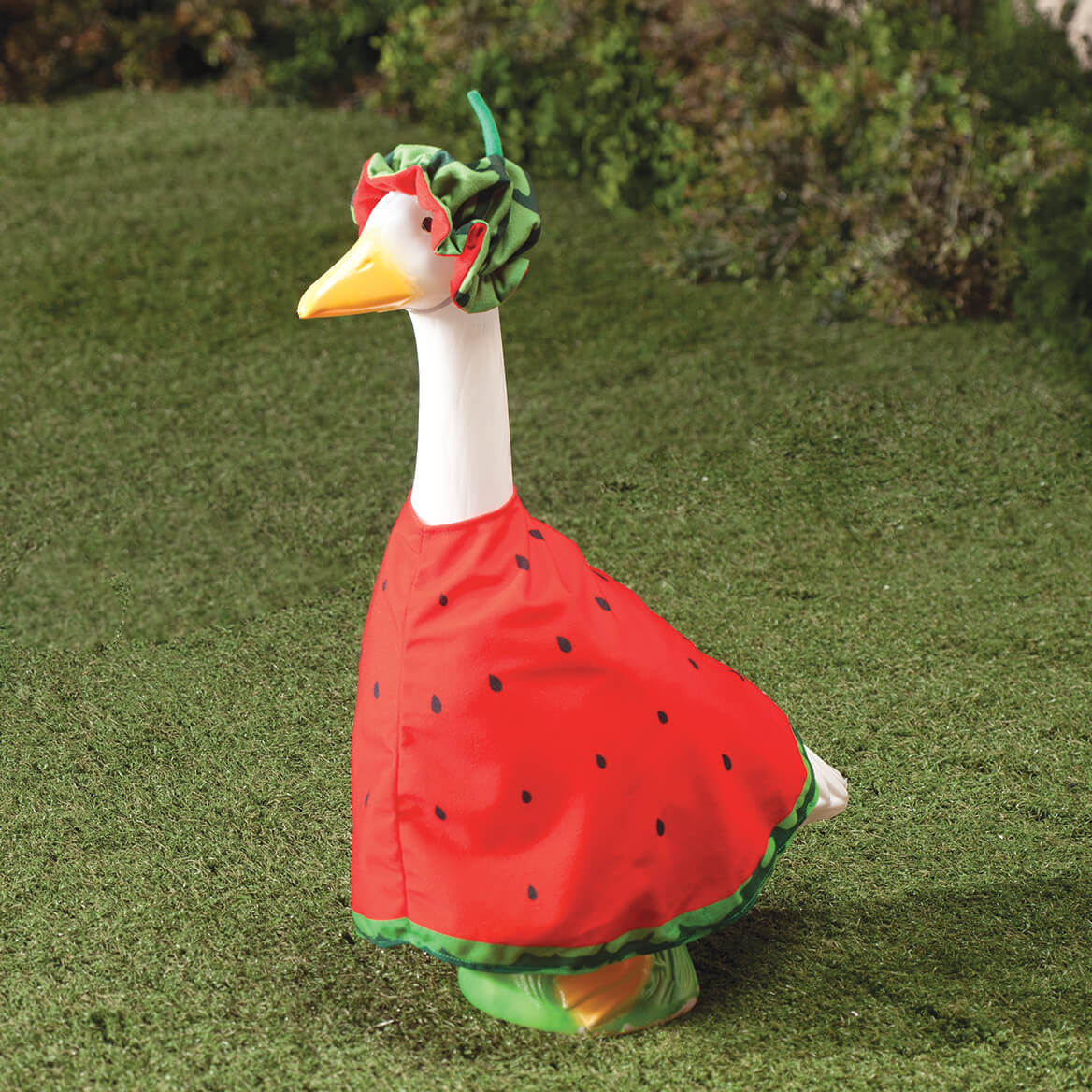 Watermelon Slice Goose Outfit-355127