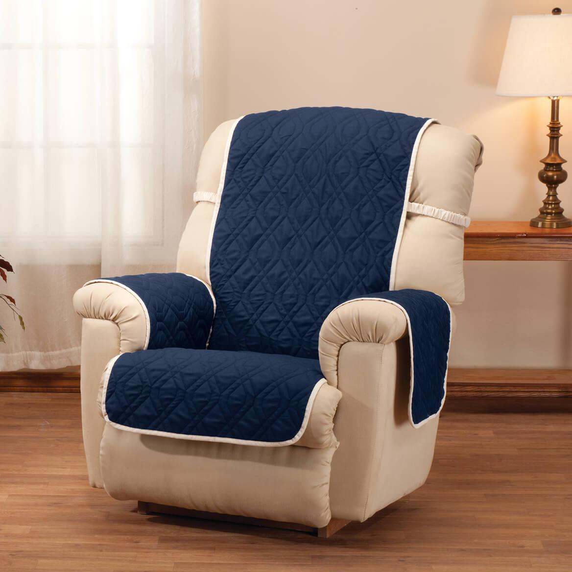 Enjoyable Deluxe Reversible Waterproof Recliner Chair Cover Creativecarmelina Interior Chair Design Creativecarmelinacom