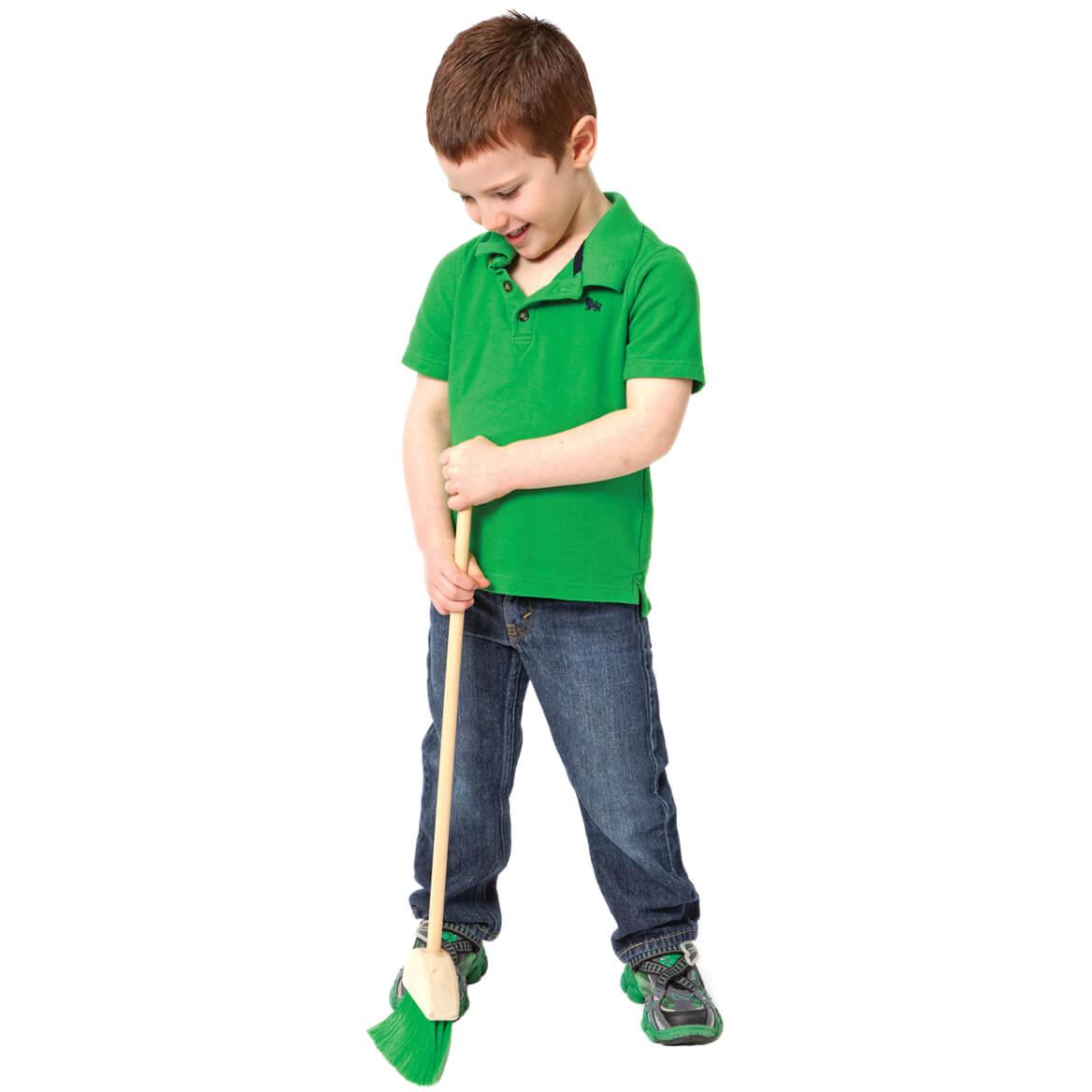 Melissa & Doug® Let's Play House! Dust, Sweep & Mop-355376