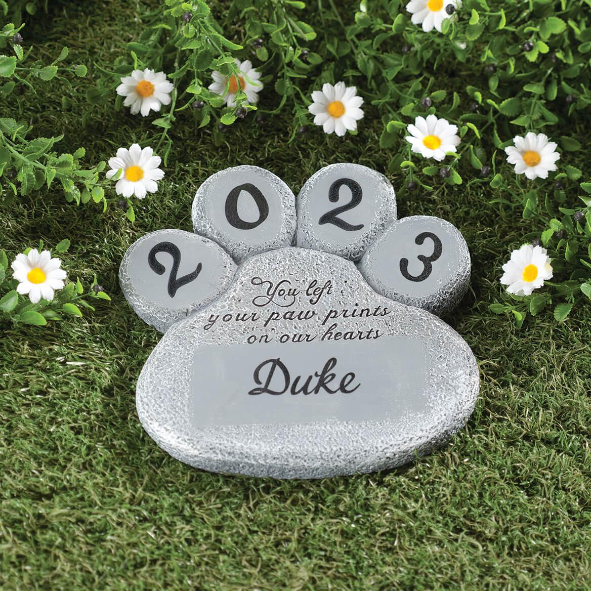 Personalized Pet Memorial Stone-355481