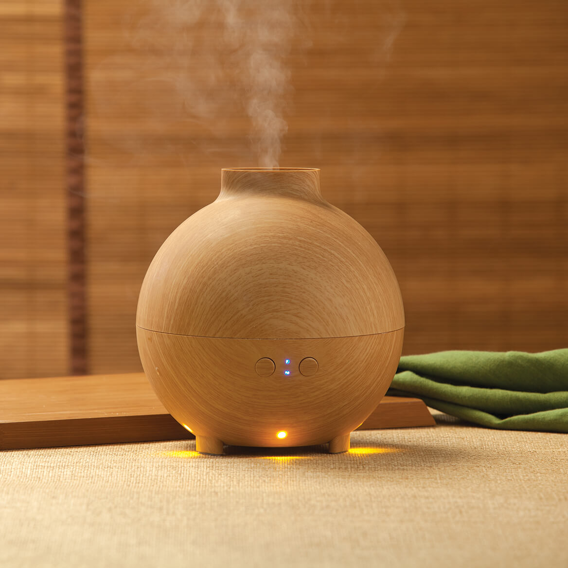 Lighted Oil Diffuser & Humidifier, 600 ml-356189