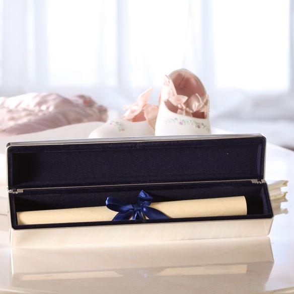 Personalized Birth Certificate Box-356579