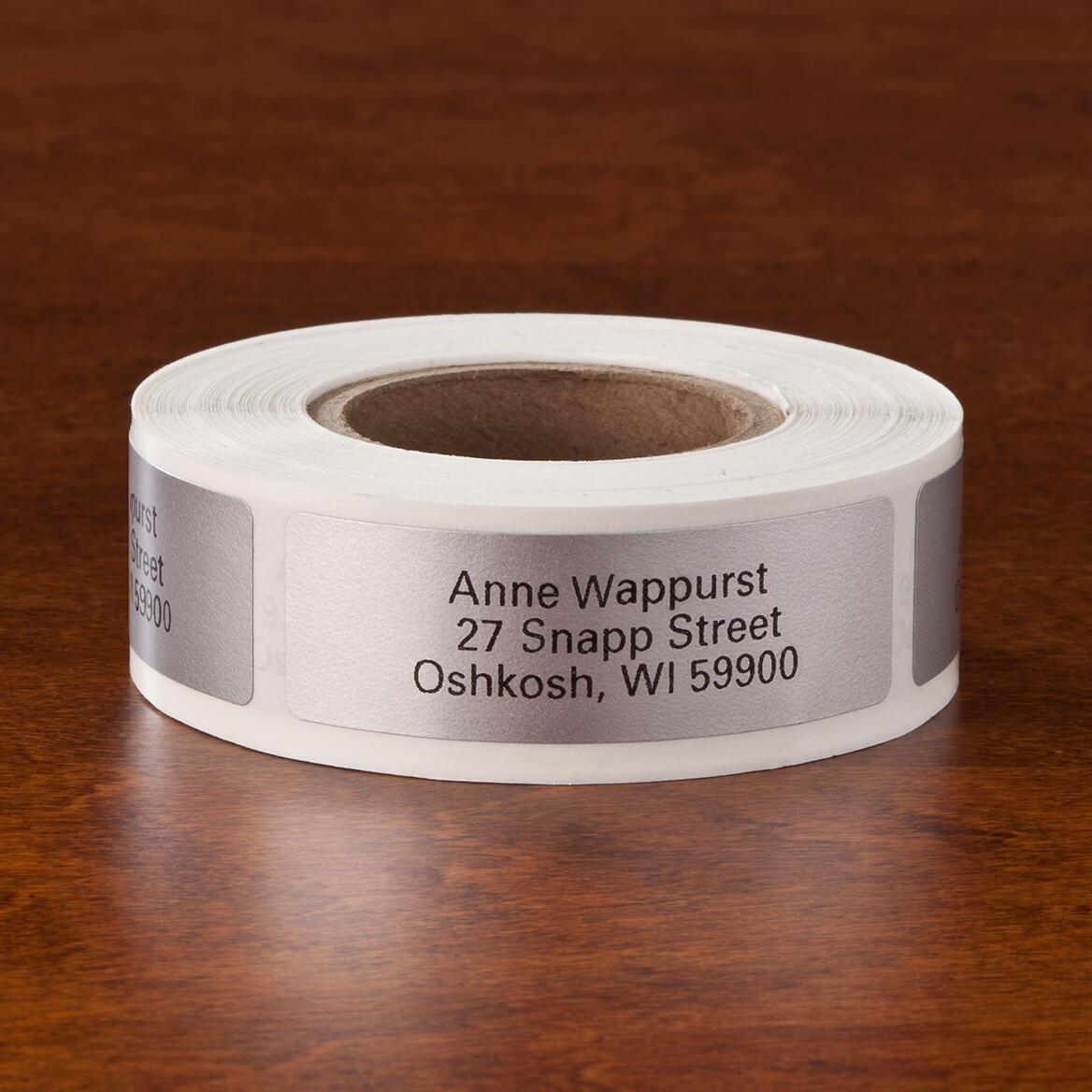 Personalized Self-Stick Address Labels - Set of 200-357456