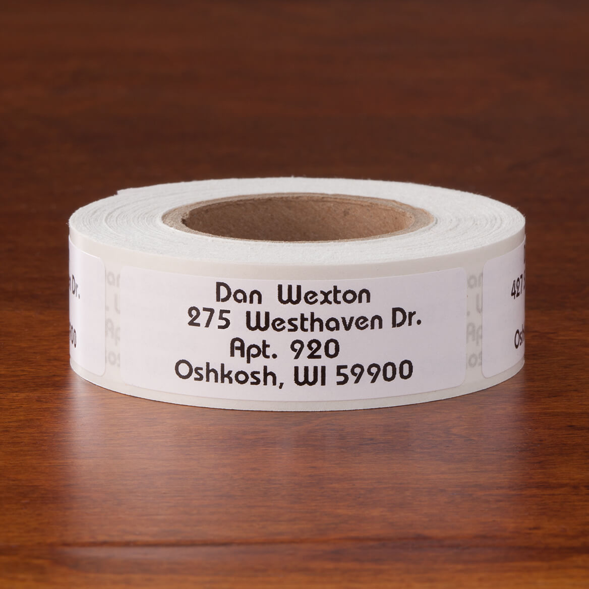 Colorful Address Labels Block Rolls of 200-357457