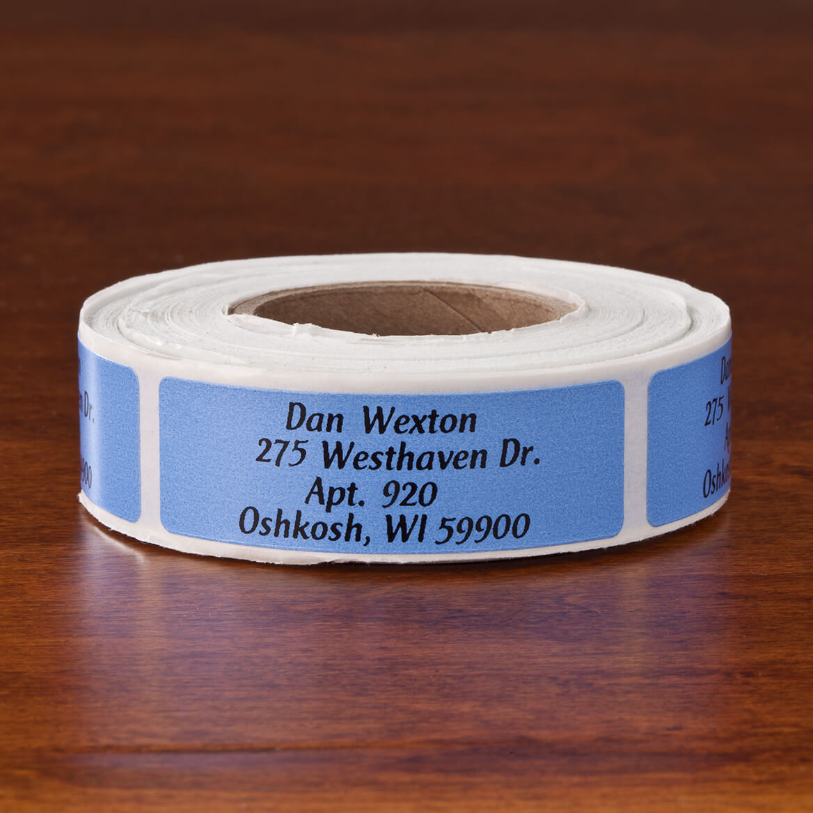 Colorful Address Labels Script Rolls of 200-357458