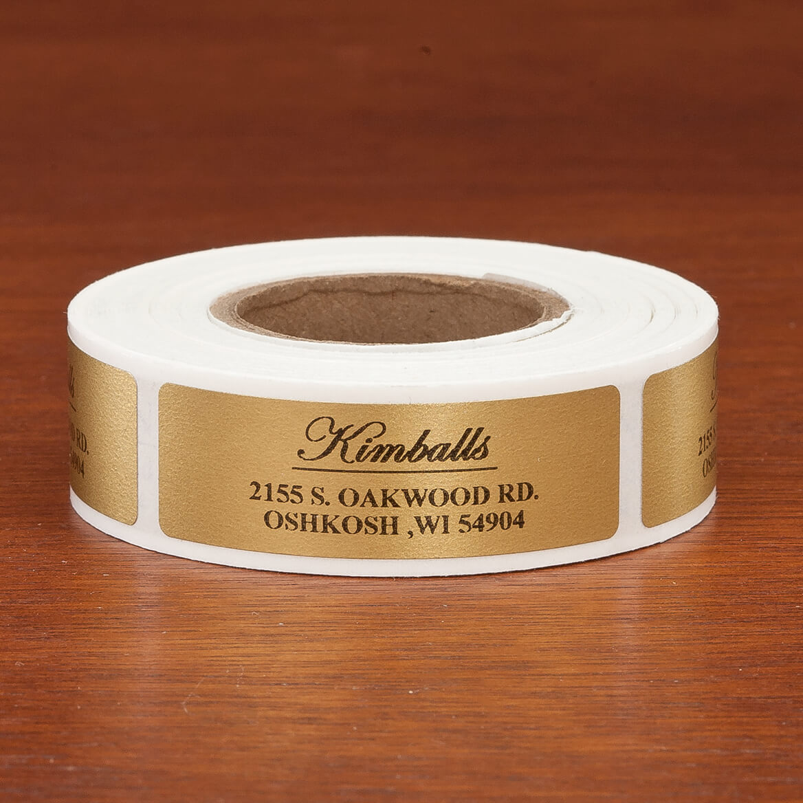 elegant and centered address labels 250 address labels miles