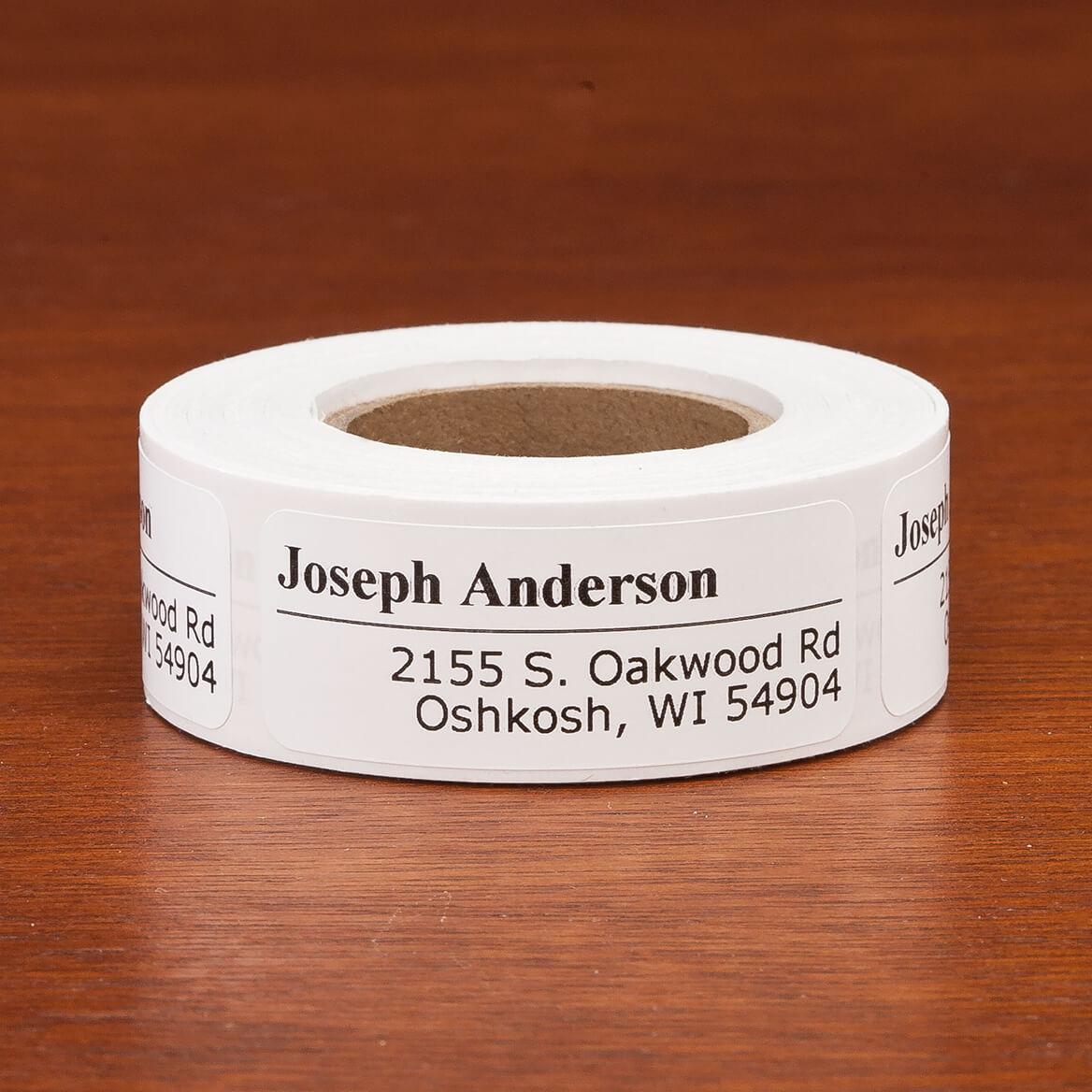 Off-Centered Address Labels - Set of 200-357467