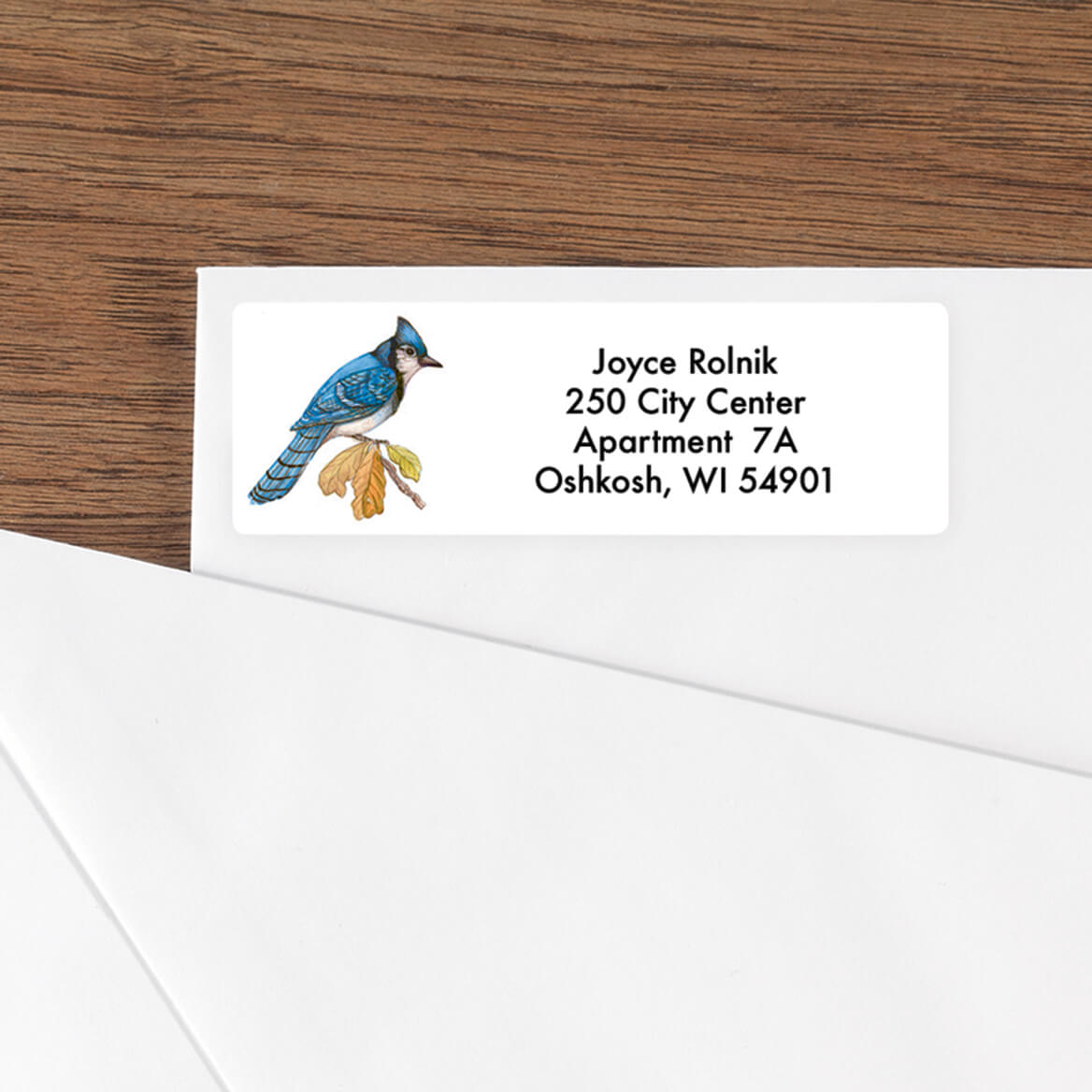 Bird Address Labels - Set of 250-357469