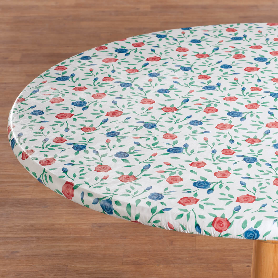 Original Elasticized Vinyl Table Cover Miles Kimball