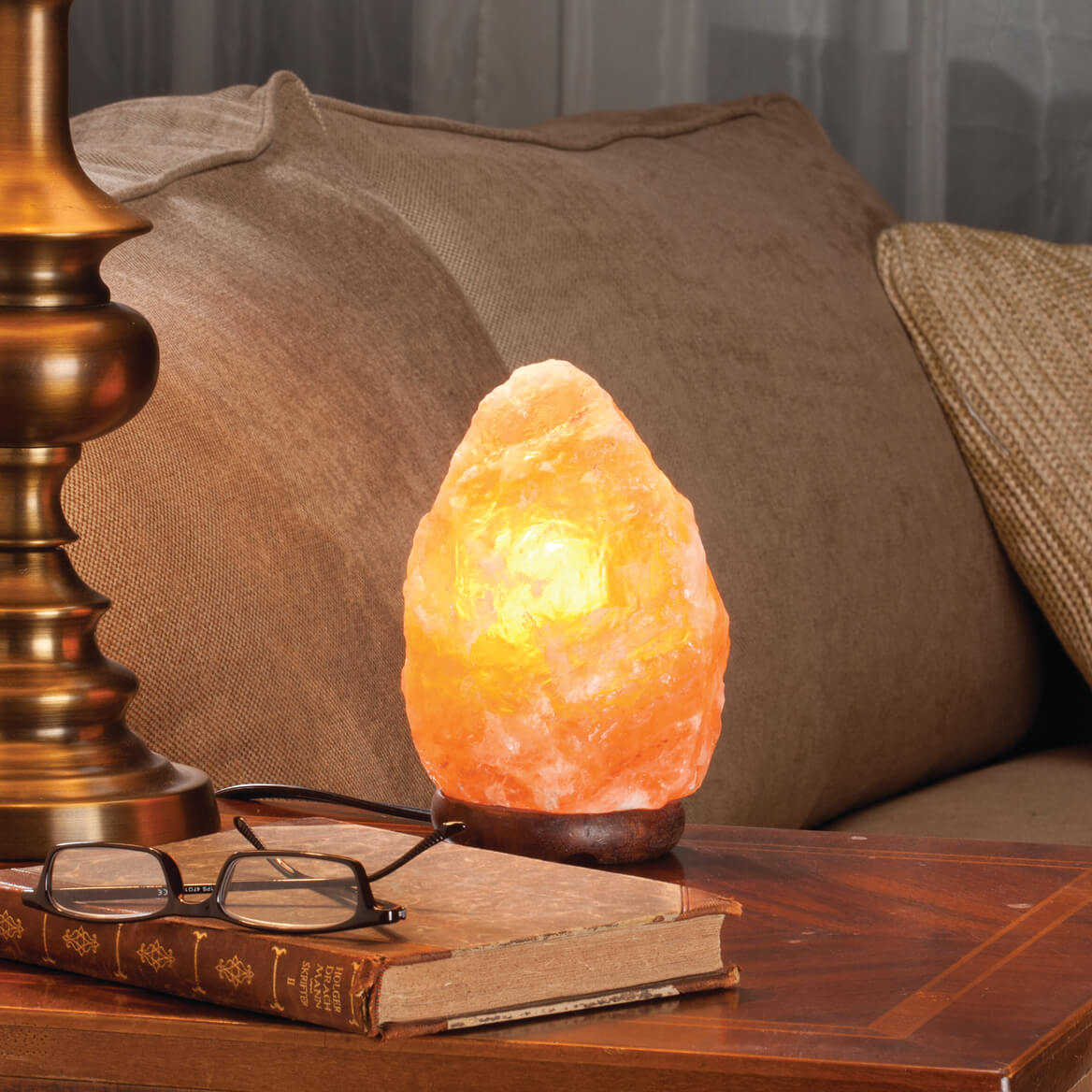 Himalayan Salt Light with Dimmer-357873