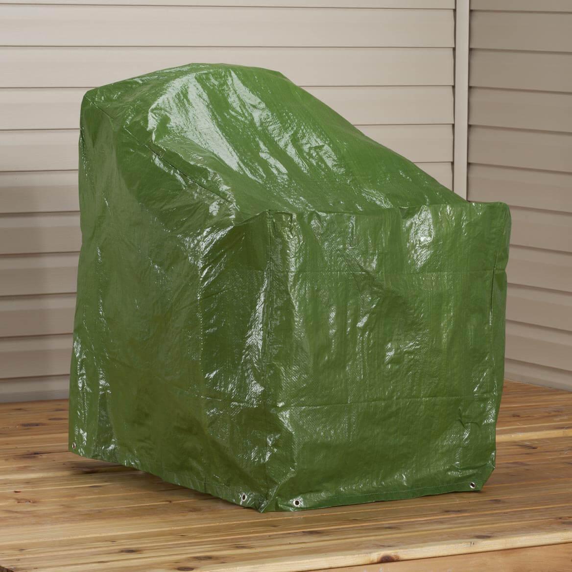 "Chair Cover, 33""L x 33""H x 27""W-358356"