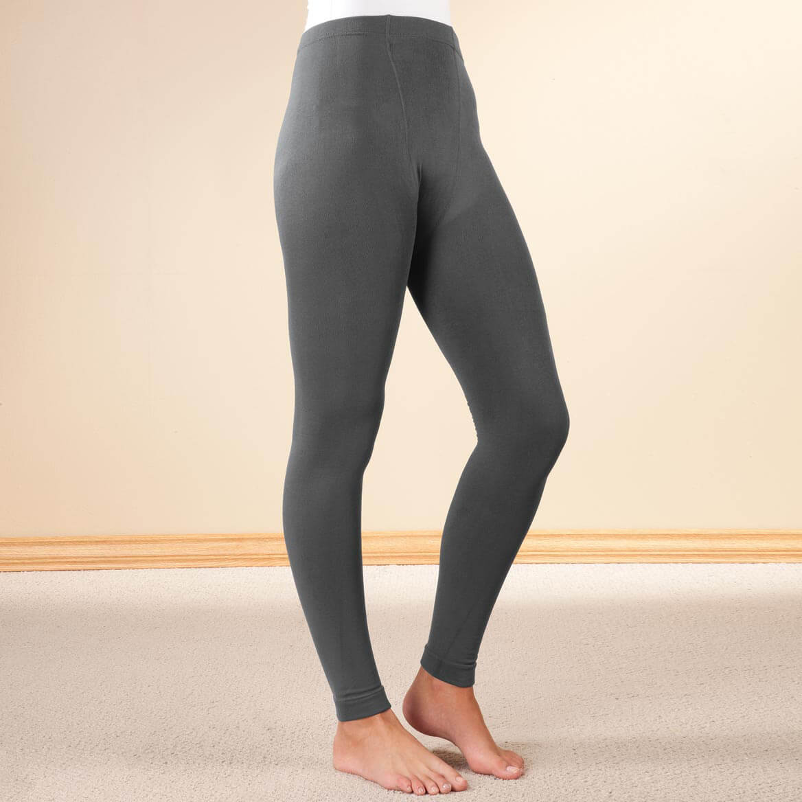 Fleece Lined Leggings by Sawyer Creek-358369